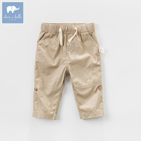 DBA6464 dave bella spring baby boys fashion trousers kids pants children boutique clothes