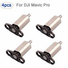 4 шт. передний двигатель рычаг вала складные валы для DJI Mavic Pro Drone Ремонт Запчасти замены DR2345