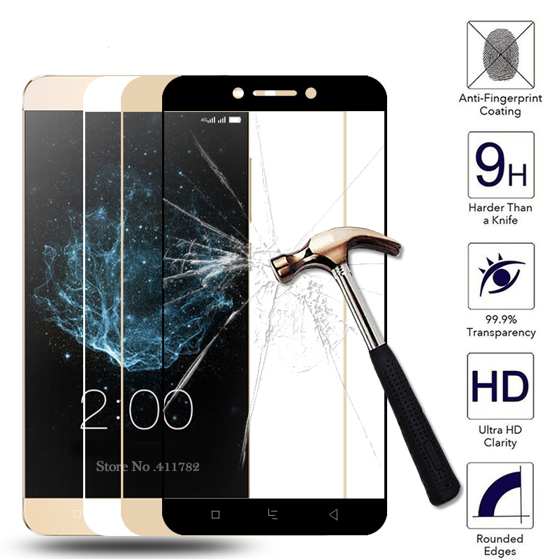 Full cover tempered <font><b>glass</b></font> for Letv <font><b>Leeco</b></font> Le Pro 3 screen protector <font><b>leeco</b></font> le s3 x626 x522 <font><b>cool</b></font> <font><b>1</b></font> cool1 pro3 x651 le2 max 2 <font><b>glass</b></font> image