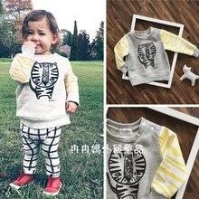 2016 SPRING NEW KIKIKIDS BABY TOPS HOODIES SWEATSHIRTS BABY BOY CLOTHES KIDS CARTOON HOODIES