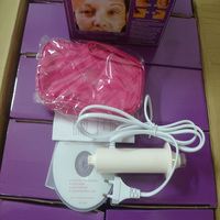 Home Skin Tender Care Device Anti Aging Oxygenating Face Skin Care System Micro Pen Purifies Rejuvenates