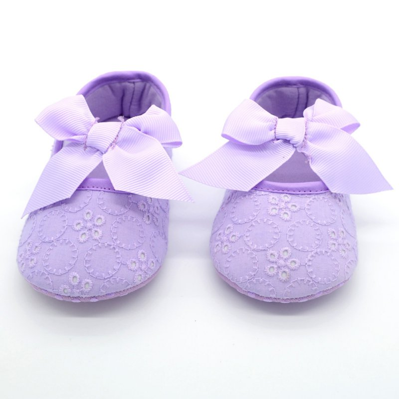 White-Bowknot-Baby-Girl-Lace-Shoes-Toddler-Prewalker-Anti-Slip-First-Walker-Simple-Baby-Shoes-3