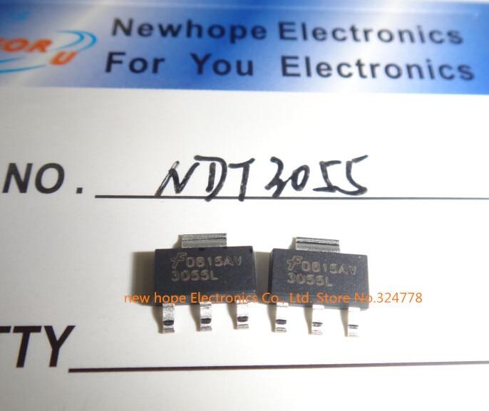 Электродетали NDT3055 NDT3055l SOT223 originai
