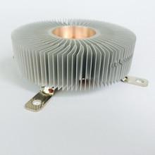 цены DIY LED Heatsink aluminium heat sink radiator for Led Light cooler cooling 90*90*28mm Computer heat sink Radiator  YL-0048