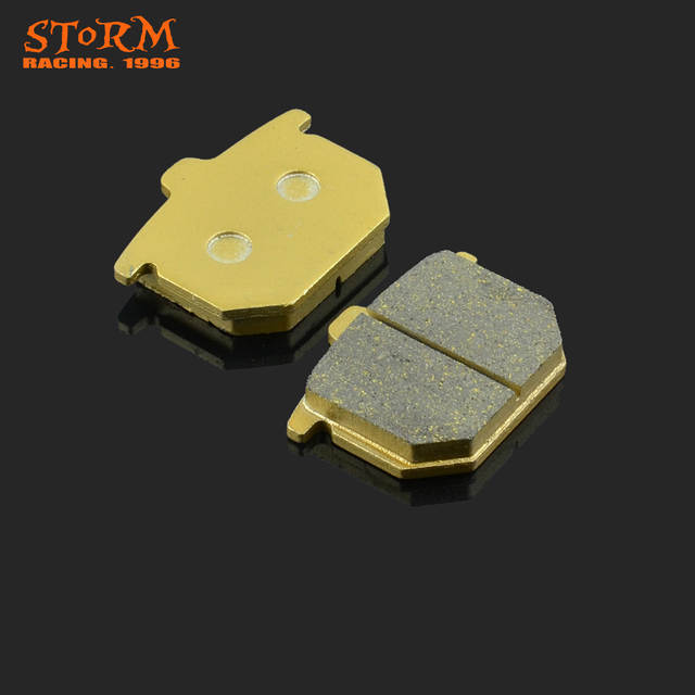 US $9 46 14% OFF|Motorcycle Front and Rear Brake Pads For HONDA CX GL CB  CBX GL 400 500 750 900 1000 1100 CX500 GL1000 CB400N CB750 CBX1000 CB900-in