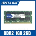 Brand New Sealed SODIMM DDR2 667 МГц/800 мГц 2 ГБ PC2-5300 1 ГБ PC2-6400 памяти для Ноутбуков ПАМЯТИ совместимость со всеми плате