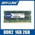 Brand New Sealed SODIMM DDR2 de 667 Mhz/800 mhz 2 GB PC2-5300 1 gb PC2-6400 RAM de memoria para Portátil compatible con toda la placa madre