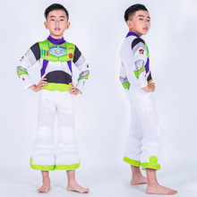 цена на Buzz Lightyear Toy Story 3 Anime Animation Movie Children Cosplay Halloween Play Costume