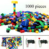 1000 Pcs Building Bricks Set City DIY Creative Brick Toys For Child Educational Building Block Bulk
