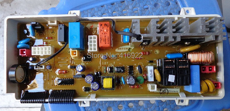 Free shipping 100% tested Original washing machine board for samsung wf8752na computer board dc92-00134d ON SAEL free shipping s2031 power board 492001400100r ilpi 182 pressure plate hw191apb original 100% tested working