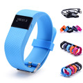 Bluetooth Smart Waterproof Wristband Watch Bracelet Pedometer Heart Rate For Android IOS