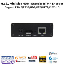 H.264 HDMI Video Encoder Streaming Encoder HDMI Sender Live Broadcast Encoder H264 IPTV Encoder