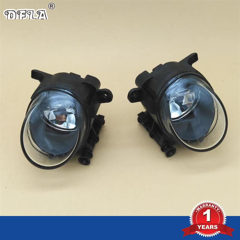 Car Light For VW Passat CC 2008 2009 2010 2011 Car-Styling Front Halogen Light Fog Lamp Fog Light hot sale abs chromed front behind fog lamp cover 2pcs set car accessories for volkswagen vw tiguan 2010 2011 2012 2013