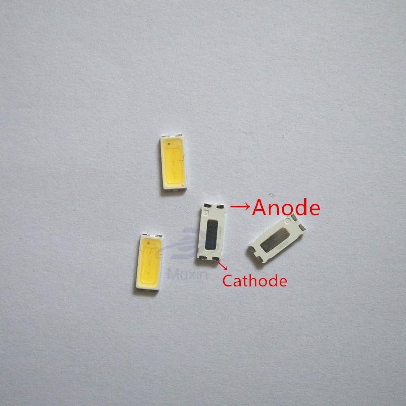 Diodes 1000piece For Repair Sony Toshiba Sharp Led Lcd Tv Backlight Seoul Smd Leds 7030 6v Cold White Light Emitting Diode Stwbx2s0e