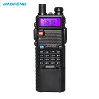 Baofeng UV 5R walkie talkie 3800mAh battery version Dual Band Radio UV 5R Two Way Radio portable Walkie Talkie
