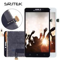 Srjtek 100 Original For Lenovo S850 LCD Display Panel With Touch Screen Digitizer Sensor Assembly