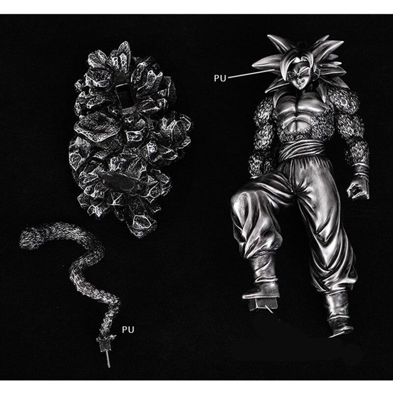 24CM Dragon Ball Son Goku Super Isaiah GK Akira Toriyama DBZ A Martial Arts World Figure Collection Model Toy M184 - 3