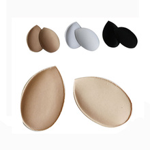 Skritts 6pcs 3pair Sexy Women Swimsuit Pad Cups Inserts Bra Breast Enhancer Push Up Bikini Padded Chest Invisible Pads