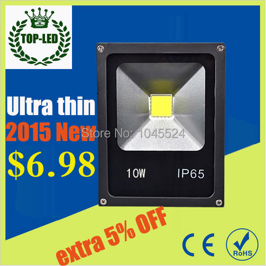 1 Pieces/lot AC85-265V 10W RGB LED Floodlight Outdoor Flood Light Changeable Waterproof IP65 With Remote Controller RGB Led Lamp