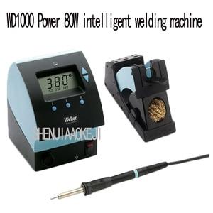 Image 2 - WD1000 intelligent station de soudage hôte 80W température constante station de soudage hôte sans plomb machine à souder 220V 1pc