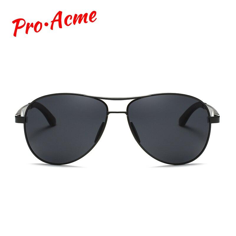 696db43d21c72c Pro Acme Aluminium Magnesium Zonnebril Mannen Gepolariseerde Pilot  Zonnebril Rijden Eyewear Goggle Mannelijke Outdoor Bril UV400 CC0861 in Pro  Acme ...