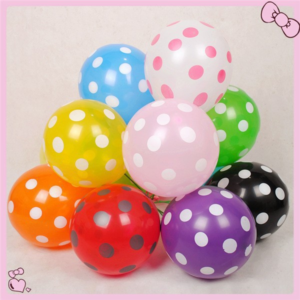 Free Shipping 10pcs/pack Helium Inflatable Latex Balloons Wedding Room Decoratio