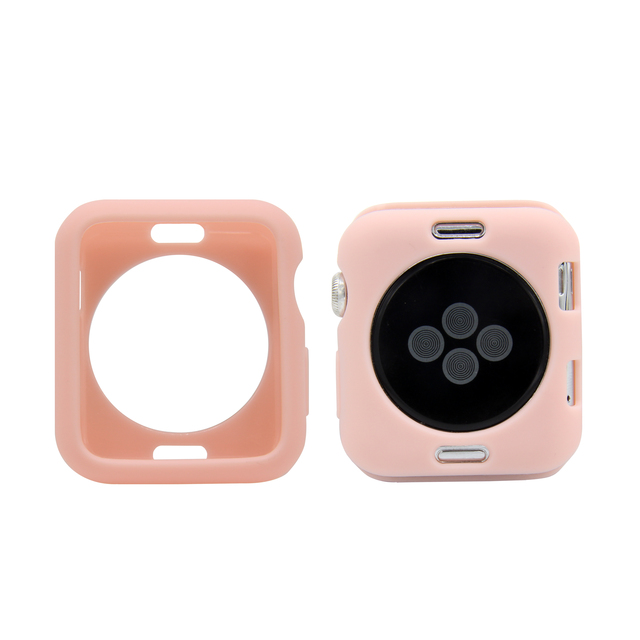 Camouflage Soft Case for Apple Watch 3