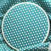 2016 New Green Flowers Cotton Fabric For Sewing Clothes Baby Bibs Cloth Table Cloth Quilting Tissues
