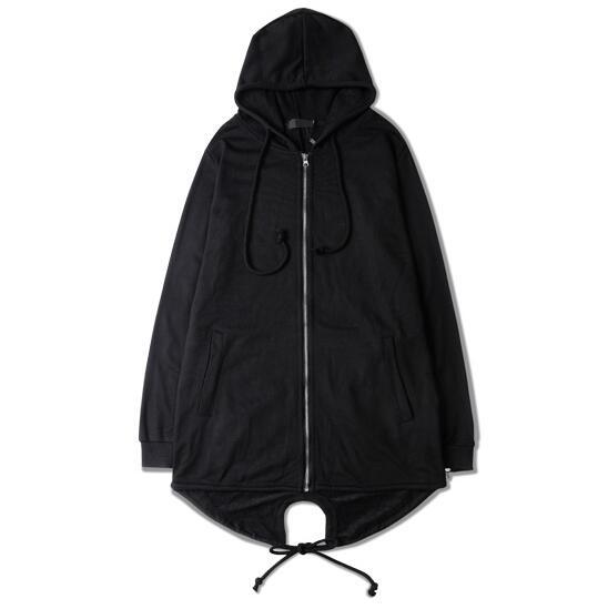 Mens long back jacket