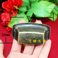 75 * 36MM antique Chinese cabinet medicine cabinet drawer handle shell zinc alloy handle square handle semicircle