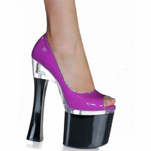 1b7ea861e8 Buy 7 inch platforms heels and get free shipping on AliExpress.com