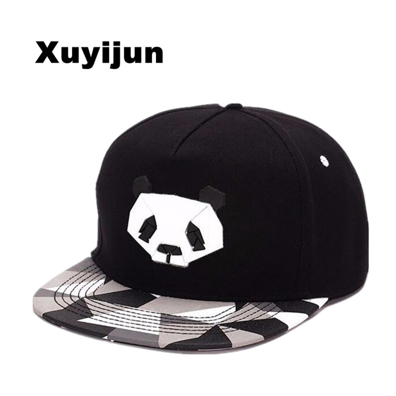 XUYIJUN fashionspring and summer lovers baseball cap hip-hop hat male Ms. cute panda zebra rubber hatsnapback Flat-brimmed hat new style male and female baseball cap eyes doodle fashion street shoot hip hop cap flat brimmed hat personalized trendy hat