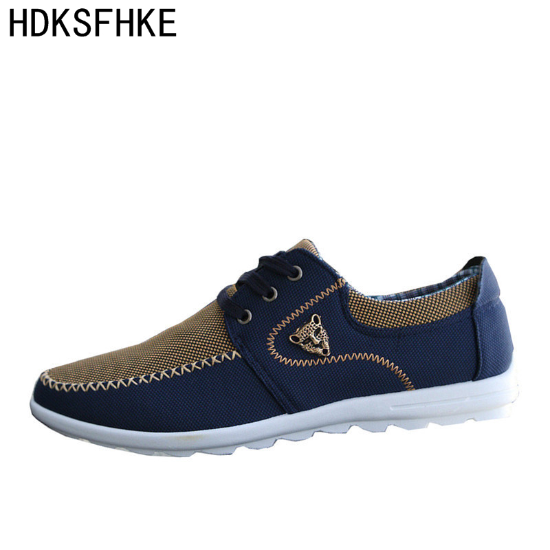 plus szie 38 46 2016 new fashion mens casual font b Shoes b font for men