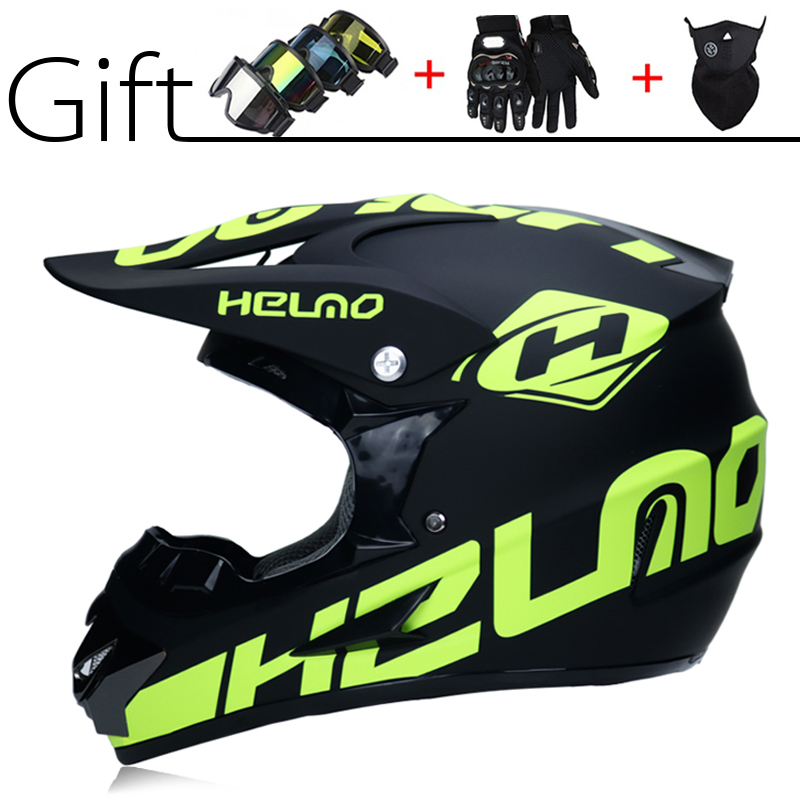 Brand New Motorcycle Motocross Helmet Off Road Moto Casco Capacete Cross Motocicleta Helmets ATV Racing Casque