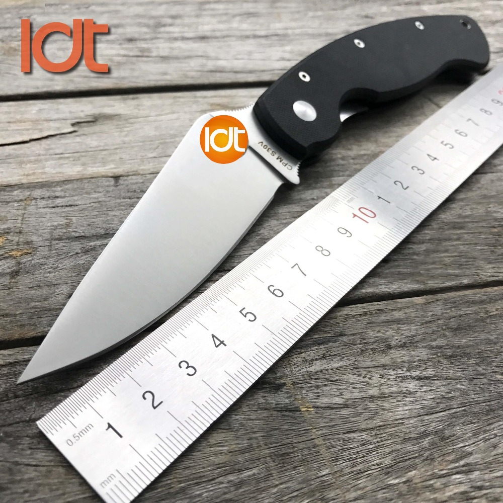 LDT C36 Utility Folding Knives G10 Handle 9Cr18Mov Blade Camping Knife Outdoor Survival Tactical Hunting Pocket EDC Tools OEM