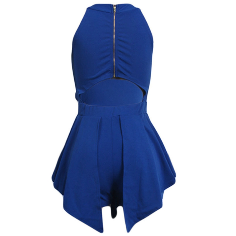 HTB1l2R1Lq6qK1RjSZFmq6x0PFXaf - Women Elegant Jumpsuits & Rompers Halter Irregular Sleeveless Slim Bodycon Overalls Cocktail Club Party Bodysuit