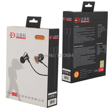Boxed! DUNU Trident DN12 High Fidelity Metal Professional Dynamic Noise-Isolation In-Ear Hifi Stereo Music Earphones Earbuds