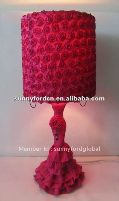 modern beauty decorative table lamp