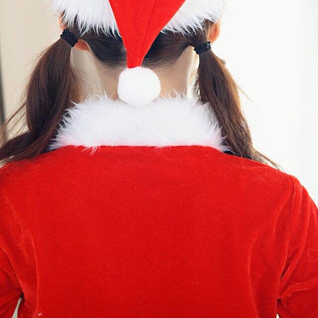 c541972e22e3 NewNew Develop Women Sexy Santa Christmas Costume Fancy Dress Xmas Office  Party Outfit winter dress vestido