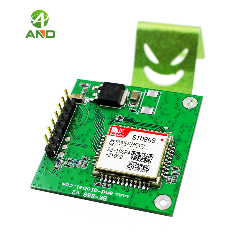 Integrated Circuits Sim868 Gsm Gprs Gps Bt Cellular Module,mini Sim868 Board Sim868 Breakout Board,instead Of Sim808 Free Shipping 1pc Attractive Fashion
