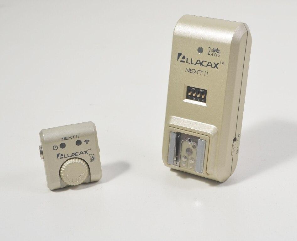 2.4 GHz Next Wireless Flash Trigger For Sony NEX Series. Works with NEX-3C, NEX-5C, NEX-5N Cameras