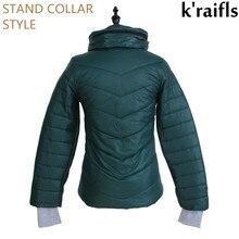 New Arrival Ladies Fashion Coat Winter Jacket Outerwear Short Wadded Jacket Female Padded Parka Overcoat Women