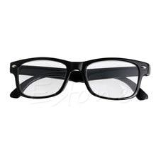 ФОТО spring classic black frame retro style +1.0 - 4.0 reading glasses