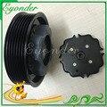 Электромагнитный Компрессор AC A/C для Porsche Для Cayenne 955 4 5 для PANAMERA 4 8 94812601100