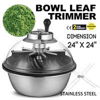 24 Inch Bowl Trimmer Leaf Bowl Trimmer Hydroponic Pro Bowl Trimmer Hand Leaf Bud Trim Reaper Cutter