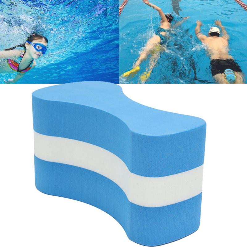 Foam Pull Buoy Float Kickboard Swimming Pool Swimming Safety Aid Kits Soft Durable EVA Foam For Kids Adult Children Training Aid