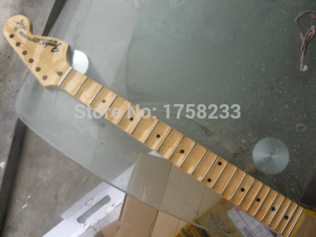 2016 Free shipping 2015 new stratocaster Scalloped Maple Neck guitar neck for promotion hot sell