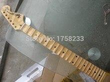 2016 El Envío libre 2015 nueva stratocaster Arce Mástil Festoneado cuello de la guitarra para la promoción caliente de la venta