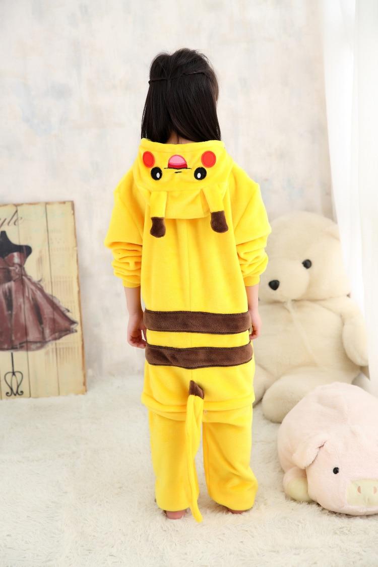 pijama pikachu niño