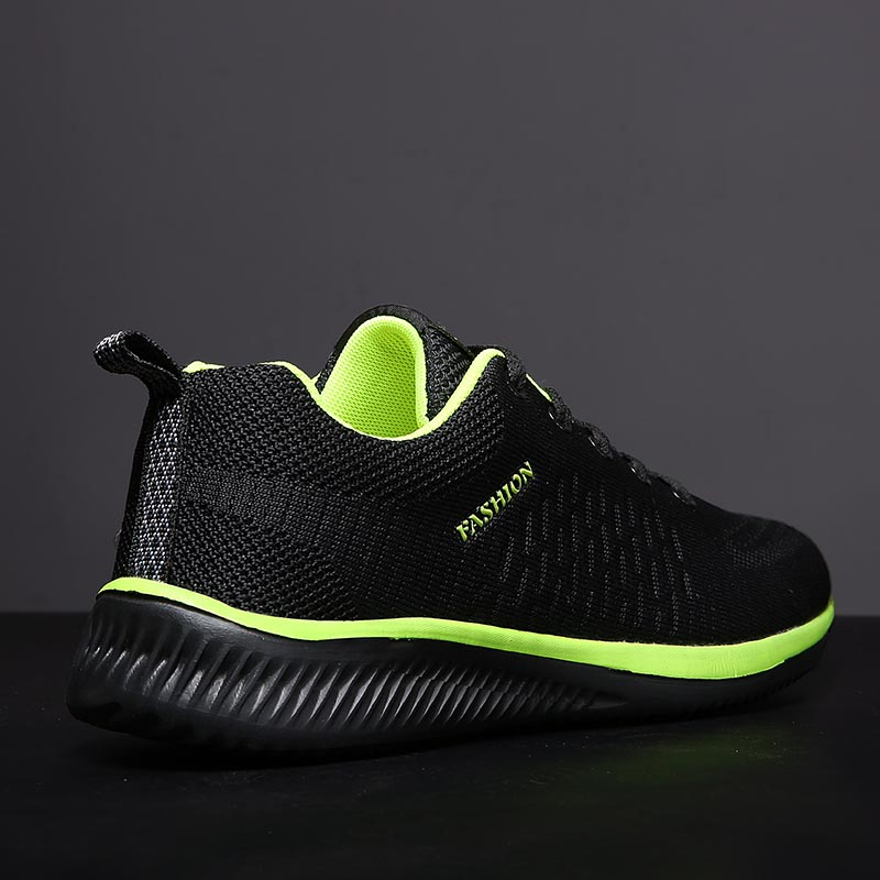 Men's Shoes Men's Casual Shoes Lovely New Mesh Men Casual Shoes Lac-up Men Shoes Lightweight Comfortable Breathable Walking Sneakers Tenis Feminino Zapatos Tenis Led